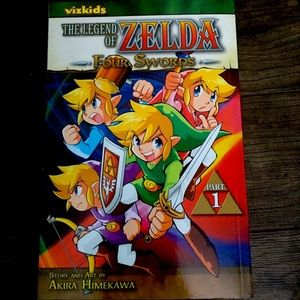 2 The Legend Of Zelda Books